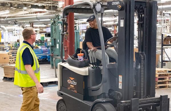 Warehouse & Shipping